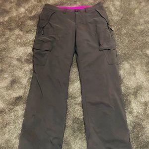 Eddie Bauer fleece lined pants